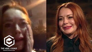 Lindsay Lohan Kidnaps Kids & Gets Punched In The Face - FULL VERSION