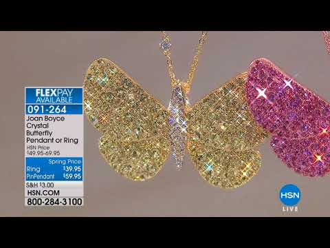 HSN | Joan Boyce Jewelry Collection 03.19.2018 - 05 PM