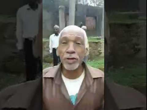 MOHAMED BACAR EX PRESIDENT ILE D'ANJO My Travel in Mremani_Anjouan_Nioumakele_Comoros.