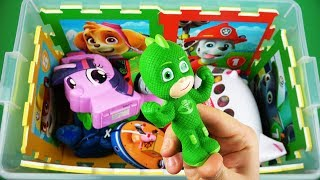 Learn characters, colors & vehicles videos for kids - Disney Cars, Insects, Peppa Pig, PJ Masks etc