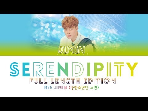 Free Download Bts Jimin (방탄소년단 지민) - Serendipity (full Length Edition) [color Coded Lyrics/han/rom/eng] Mp3 dan Mp4