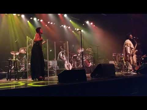 Kamasi Washington Live - Fists Of Fury @ Marquee Theater - Oct 21 - 2018