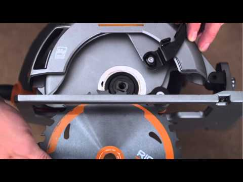 Ridgid how to video for circular saws youtube ridgid how to video for circular saws greentooth Gallery