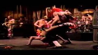 Subway To Venus + Sexy Mexican Maid (En Vivo en Night Music Special, 1990)