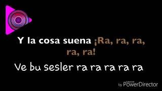 Scooby pa pa  şarkı sözleri  (türkçe altyazılı)