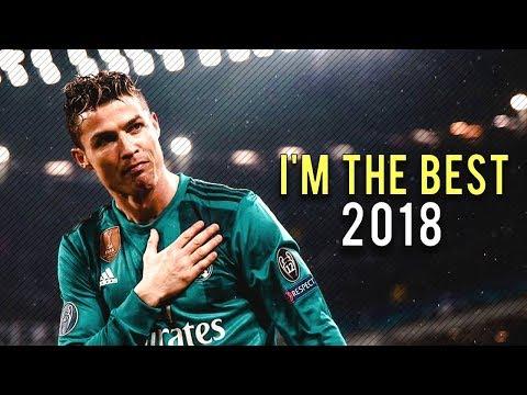 "Cristiano Ronaldo 2018 • ""I'm the best in the World"" • CRazy Goals & Skills 17/18"