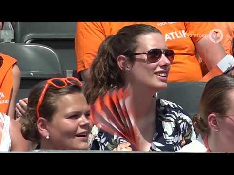 Apeldoorn liep niet warm voor EK beachvolleybal