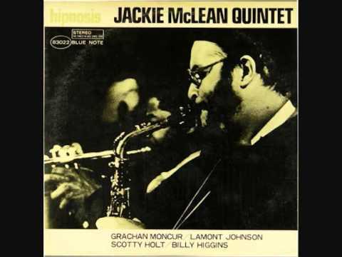 JACKIE MCLEAN QUINTET - HIPNOSIS - Blue Note  1967