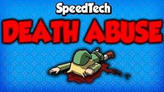 Death Abuse - SpeedTech Ep. 1 - Speedrunning Tricks - DPadGamer