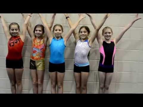 Bowen Island Gymnastics World Gymnastrada