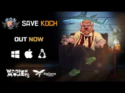 Save Koch | Official Launch Trailer | Wooden Monkeys
