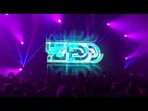 Zedd - Done With Love 9/17/15 San Francisco [1080p 60fps]