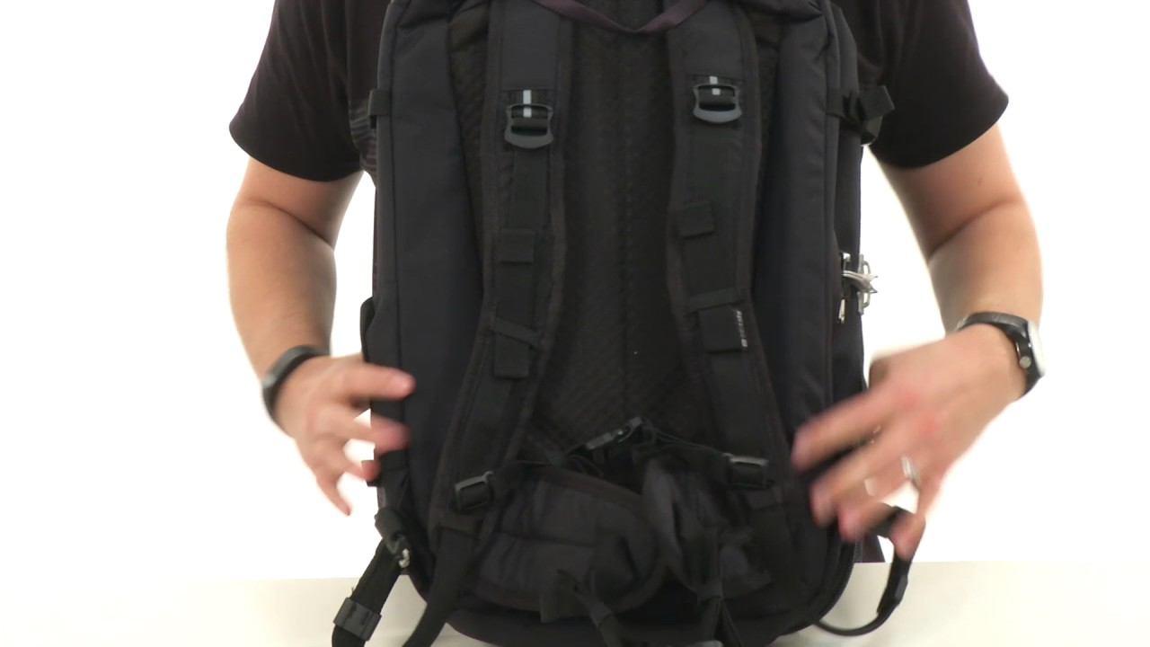 2be4c626bb4c Pacsafe Vibe 40 Anti-Theft 40L Backpack SKU 8872044 - YouTube