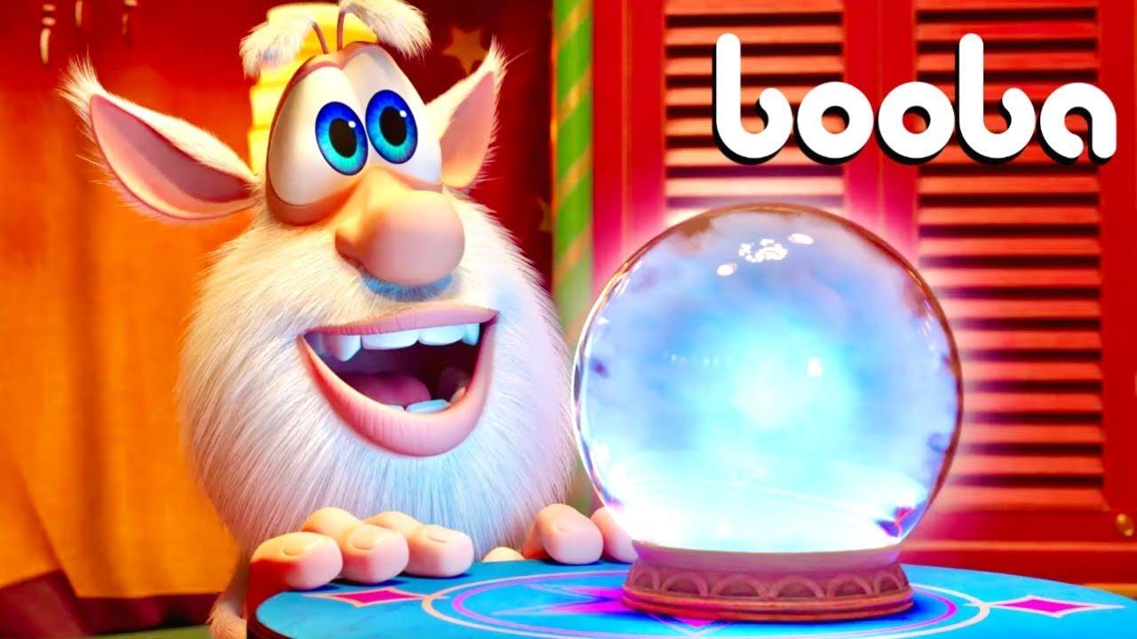 Премьера! Буба - Парк развлечений - Смешной Мультфильм 2020 - Мультики