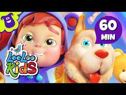 Bingo - Beautiful Nursery Rhymes for Children | LooLoo Kids