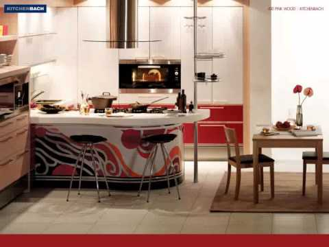 Interior For One Room Kitchen Design 2015