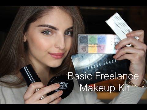 Basic Freelance Makeup Kit