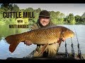 In session with Matt Rhodes at Cuttle Mill Fishery.