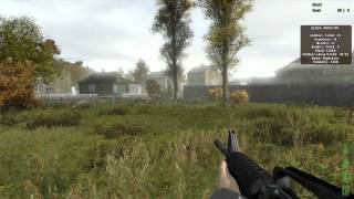 NightmareRH Playing DayZ - Helicopter Massacre!