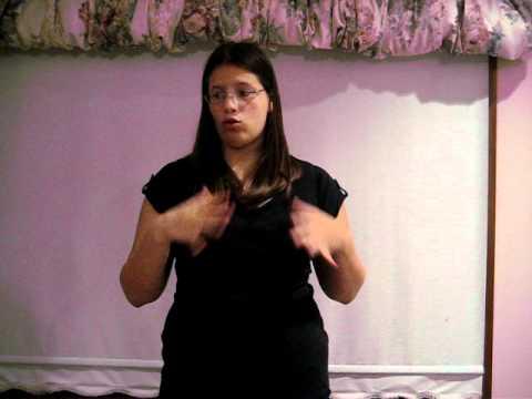 ASL For Interpreters- Presentation 3