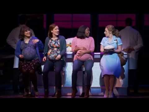 Waitress the Musical - Club Knocked Up
