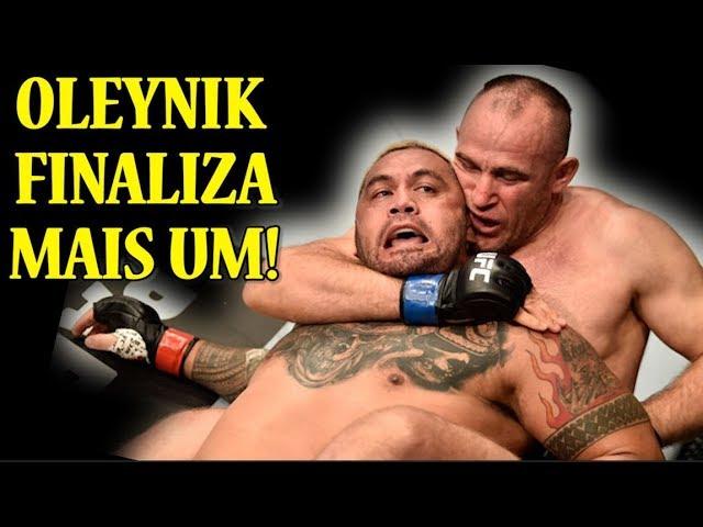 Resultados da luta MARK HUNT  vs ALEXEY OLEYNIK   Resultados do UFC FIGHT NIGHT 136   HUNT X OLEYNIK