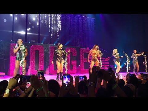 Rouge Popstar em 4K ao vivo Abertura no Vivo Rio - 14/10/17