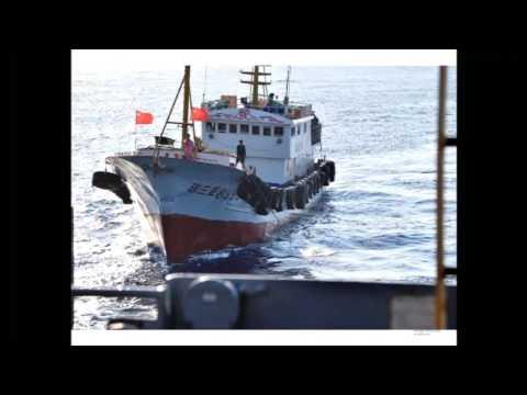 Trends in Ocean Resources & Security by Professor Stuart Kaye