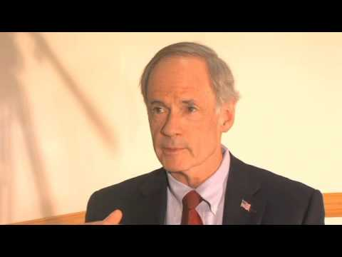 One On One Interview With Sen. Tom Carper (D-Delaware)
