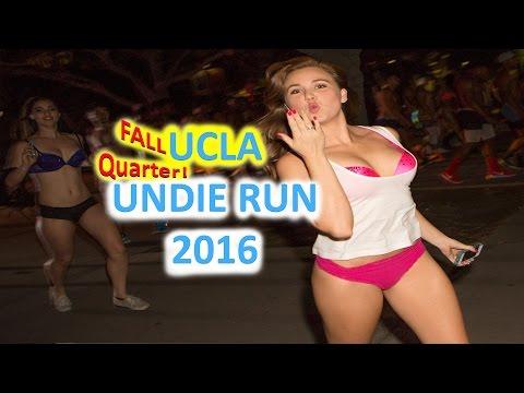 UCLA Undie Run 2016: Fall Quarter + Lit After Twerk Party!