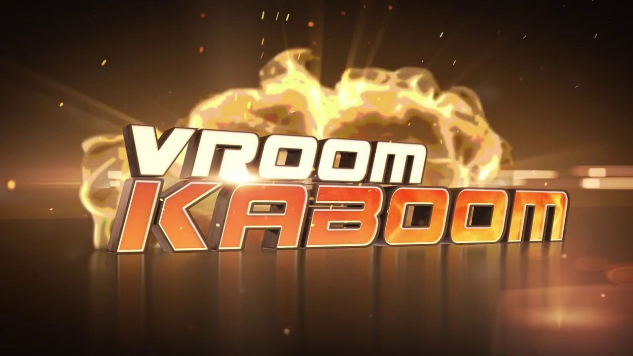 Vroom Kaboom Crashes On PS4, PC And VR On August 14th | Gaming Union