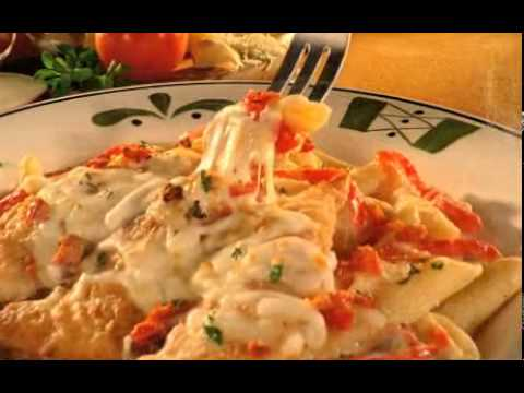 Olive Garden 3 Course Meal Only Youtube