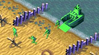 Army Men Operation Green Gameplay [GBA]