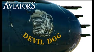 A brief bit of history about the B-25 'Devil Dog'