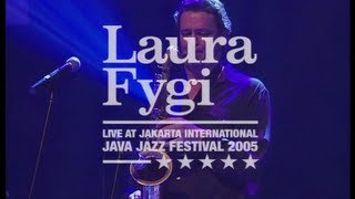"Laura Fygi ""Let there be Love"" Live at Java Jazz Festival 2005"
