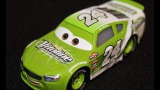 Mattel Disney Cars 3 Brick Yardley (Vitoline #24) Piston Cup Racer Die-cast