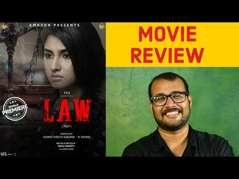 Law (Amazon Prime) Kannada Movie Review by Sudhish Payyanur | Monsoon Media