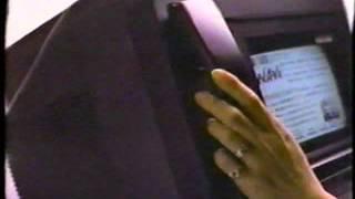 CANON-NAVI touch screen - 1988