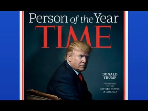 Trump Named Time