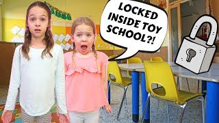 Toy School Escape Room Challenge