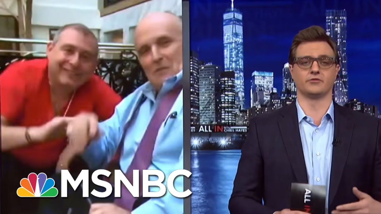 Rudy Giuliani Is Dragging Down President Donald Trump | All In | MSNBC