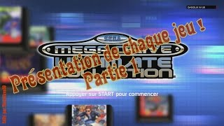 Sega Megadrive Ultimate Collection - Partie 1 (30min) [720p HD]