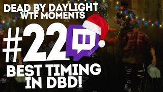 Dead by Daylight ● WTF Funny Moments Montage ● #22