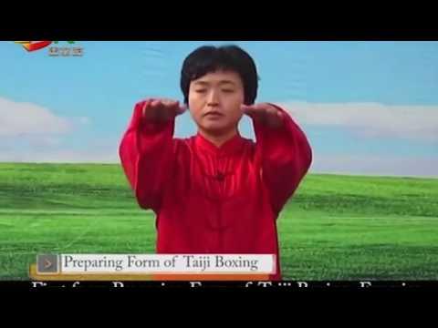 Тайцзицюань (стиль Чэнь, 18 форм, уроки и обучение)