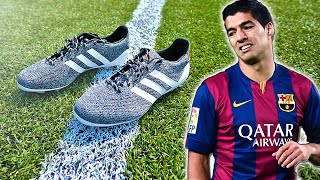 Testing luis suarez boots: adidas primeknit review by freekickerz
