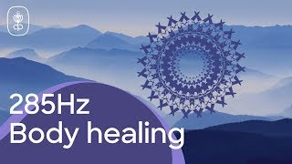 Download Video/Audio Search for 285 hz tissue healing