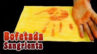 La bofetada sangrienta  │ Experimento Fácil│ Quimica