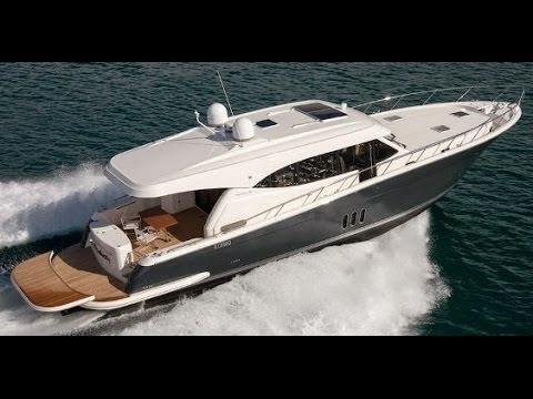 """Maritimo S58 Sedan Motor Yacht For Sale"""