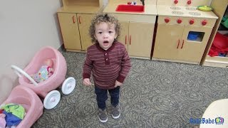 Potty at School?? | GabeBabeTV