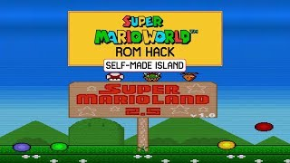 Super Mario Land 2.5 (Demo) (2015) | Super Mario World Hack